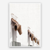 Print - Windows of Cadiz