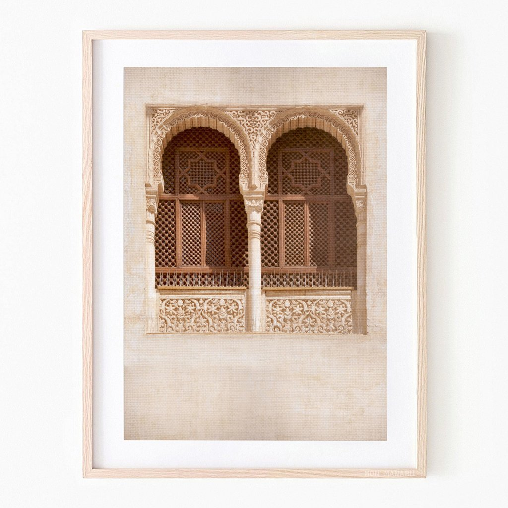 Print - Alhambra Windows