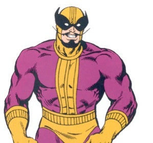 Batroc the Leaper - Captain America