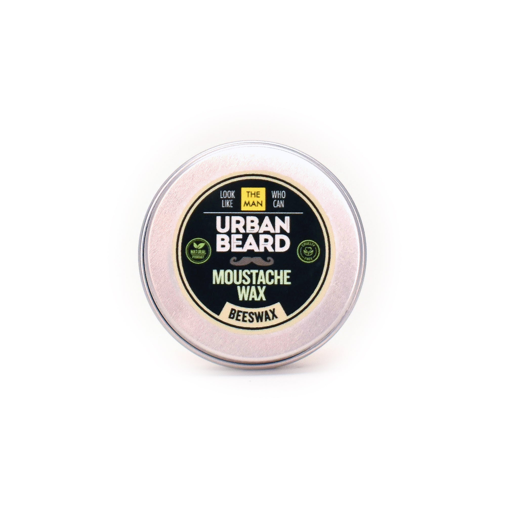 Beeswax | Made In Canada | Moustache Wax | Urban Beard