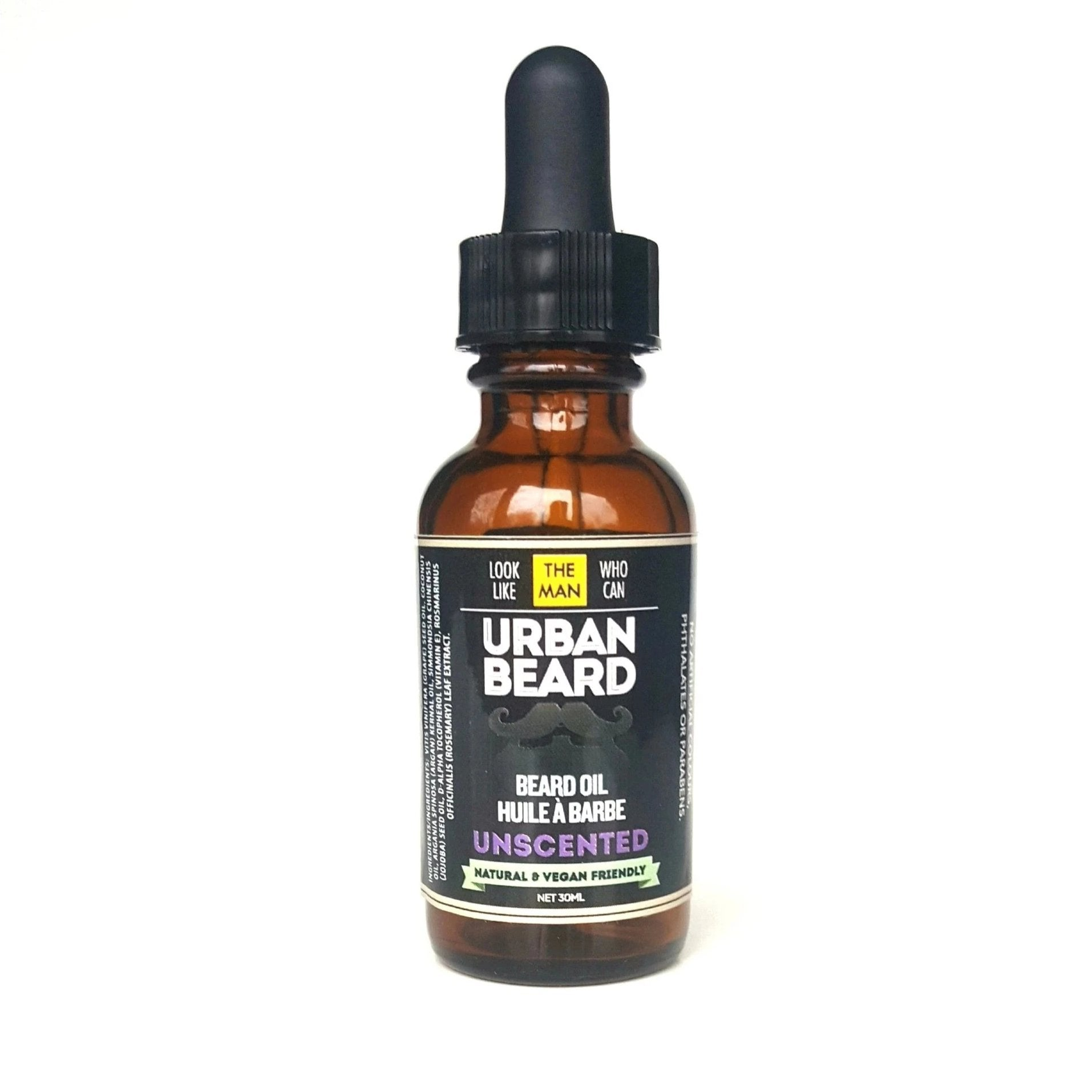 Beard Oil 'Unscented'