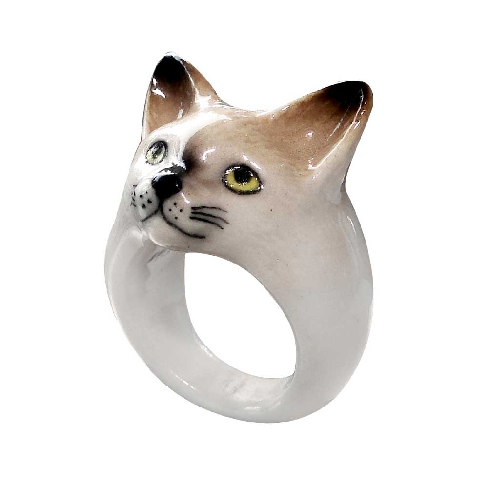 Siamese Cat Ring