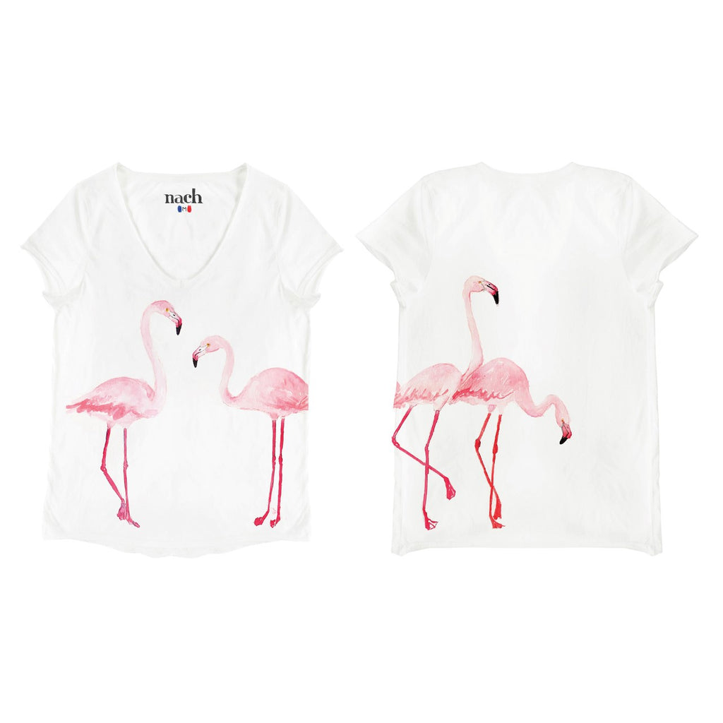 Herd of Flamingo Tee-Shirt