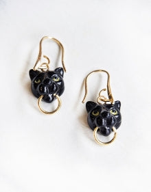 Noir Sauvage Earrings