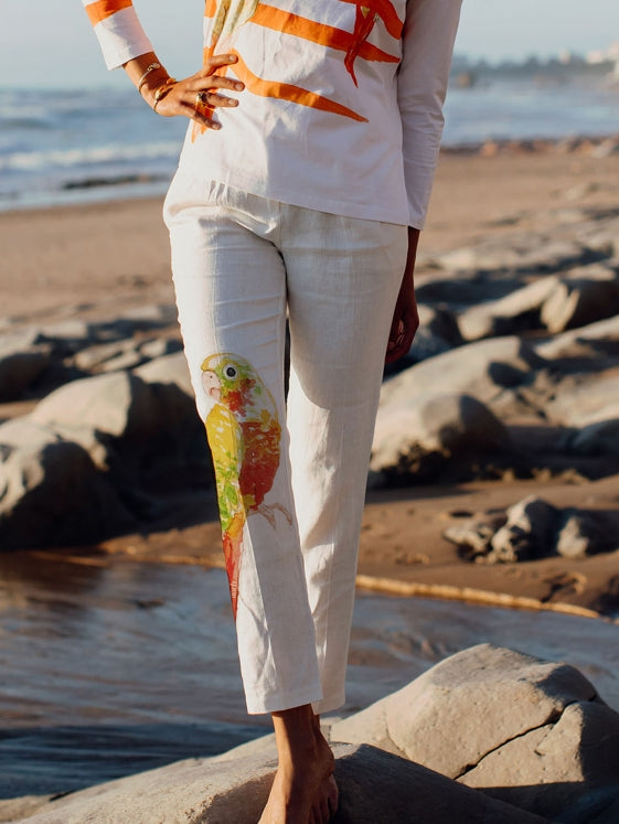 Chino Parrot Trousers