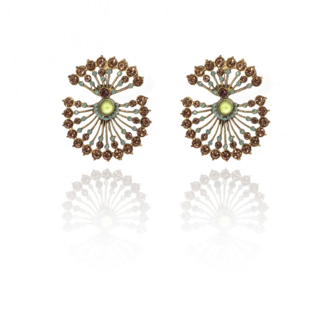 Ellyn Fan earrings