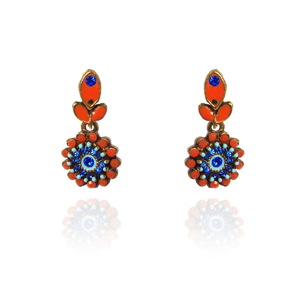 Rio Coral Earrings