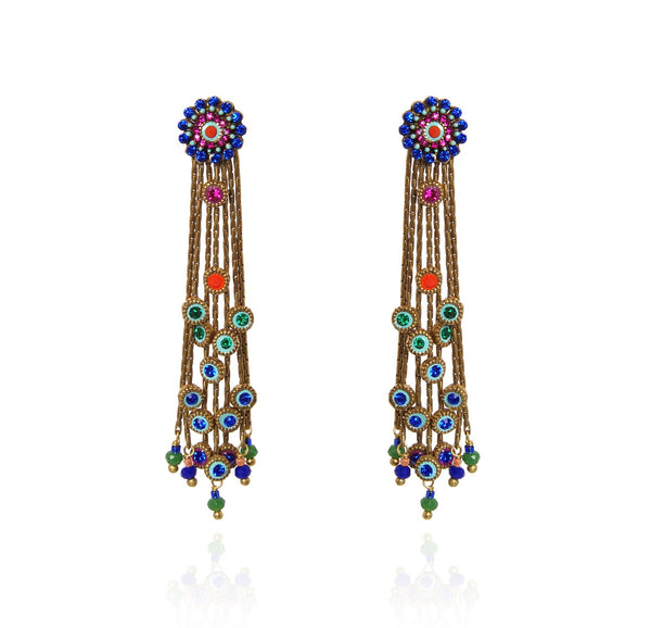 Rio Dangling Earrings