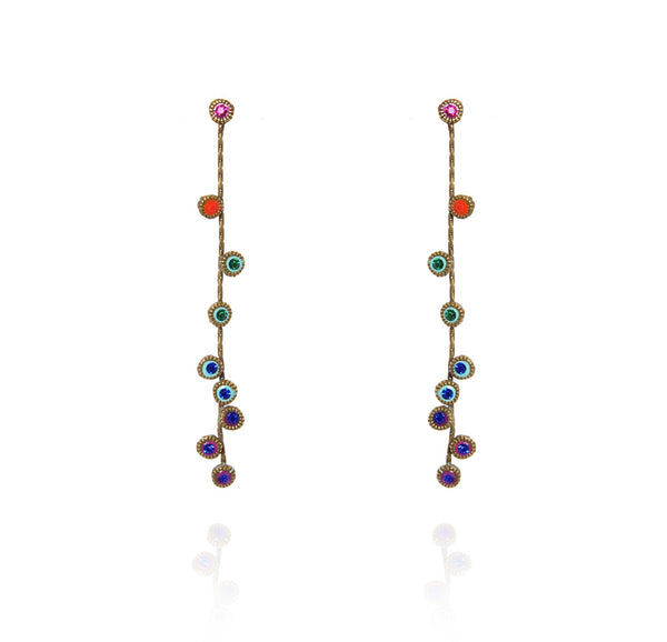 Rio Drop Earrings