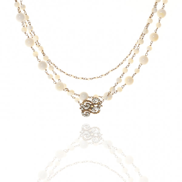 Rivage necklace