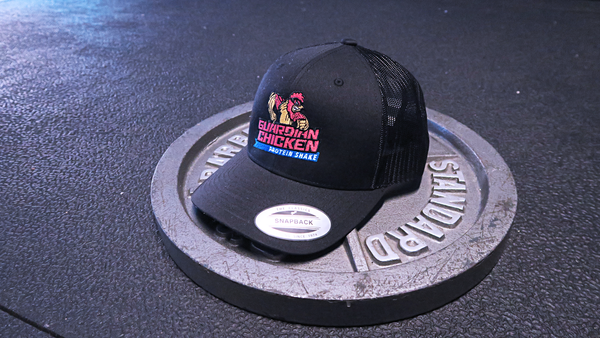 GUARDIAN CHICKEN ACTIVE TRUCKER CAP