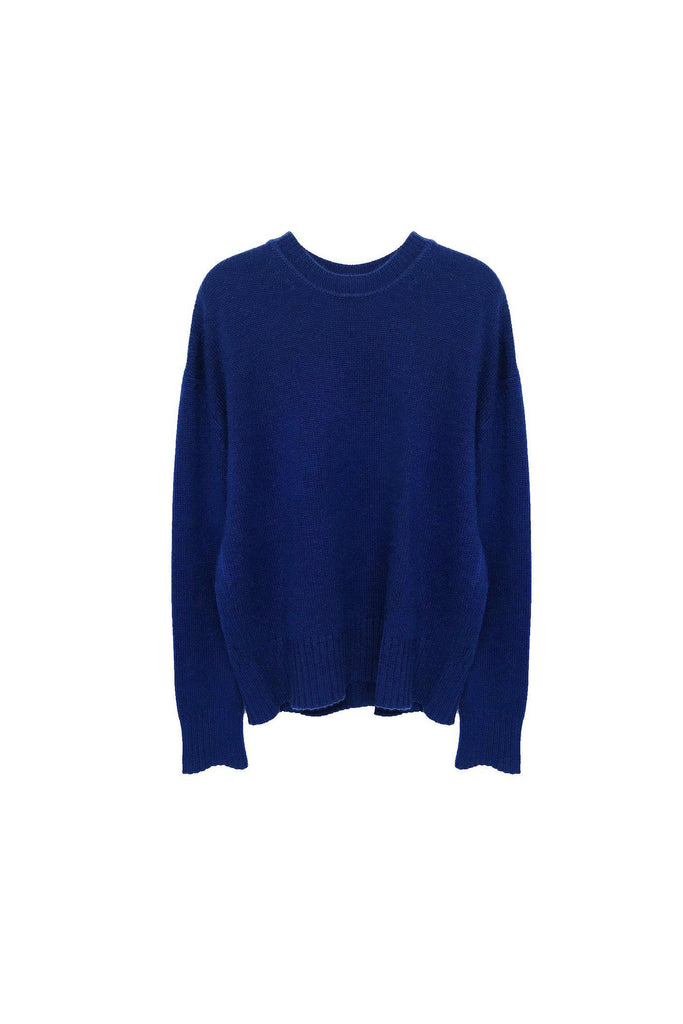 RYAN ROCHE Essential cashmere crew neck sweater