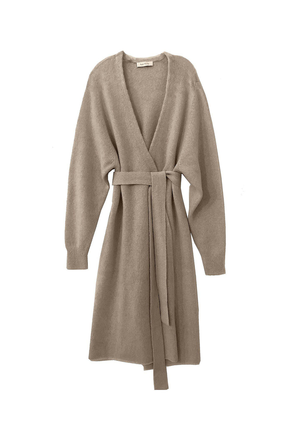 RYAN ROCHE Our signature luxury wrap knit robe