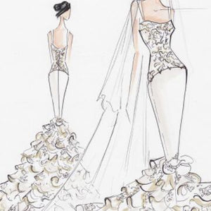 List of Top Wedding Dress Designers & Brands