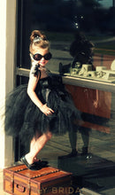Tulle Ball-Gown Knee-Length Strap Flower Girl Dress With Sash