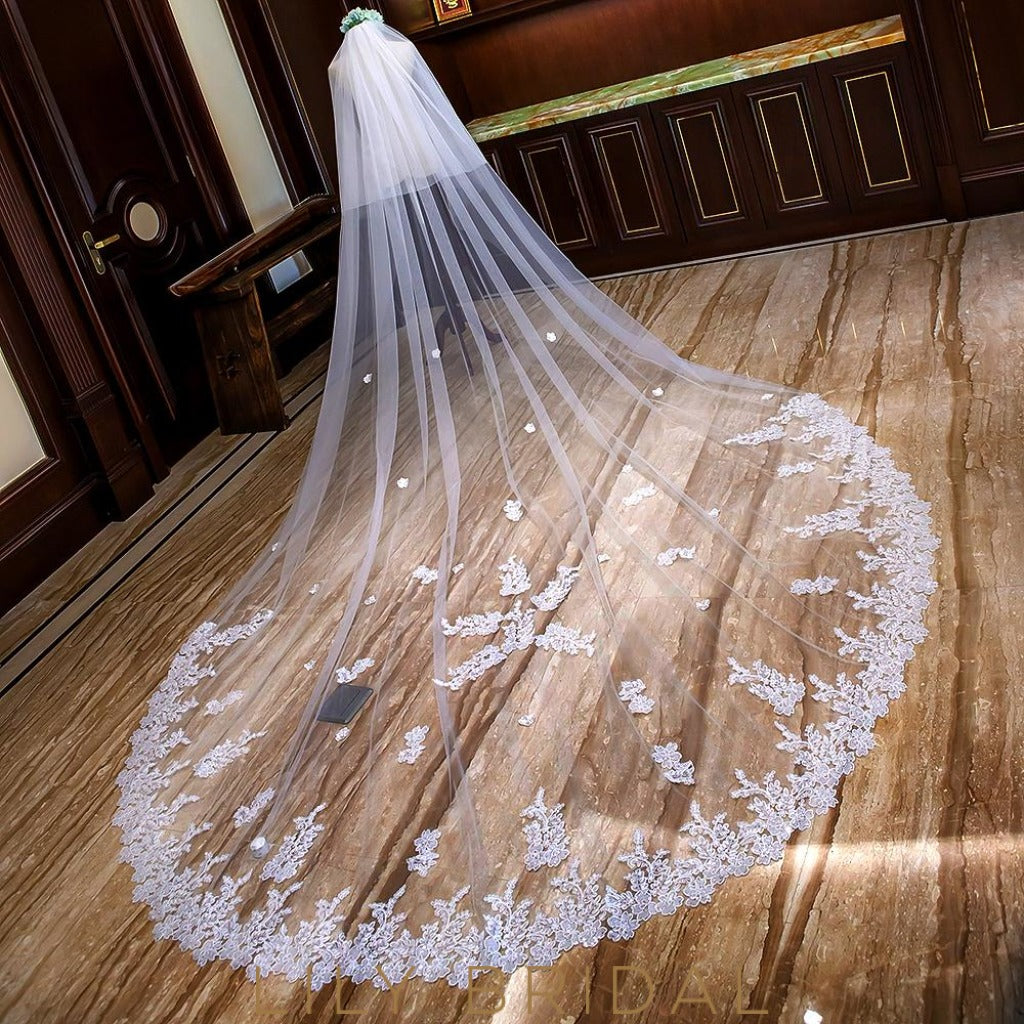 fashion weeding veil
