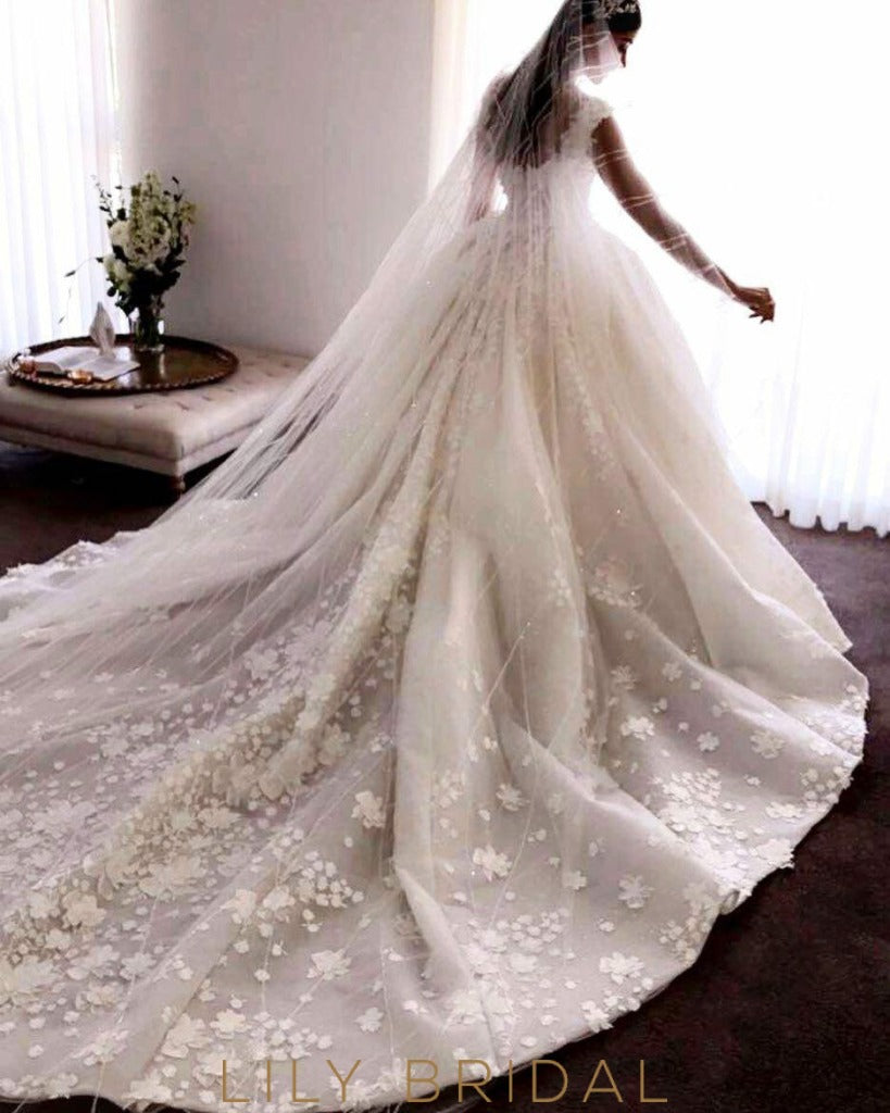 Wedding Dresses Off-the Shoulder