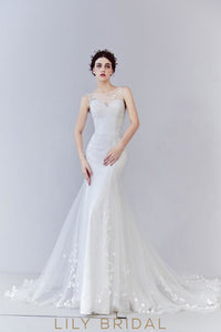 b184481b27f LilyBridal-Best Lace Wedding Gowns On Sale Now!
