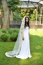 lace weeding veil