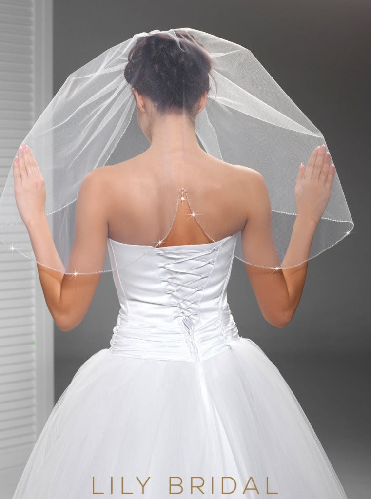 cheap weeding veil