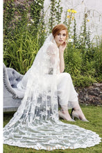 perfect single layer chapel veil