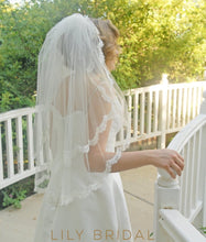 romantic weeding veil
