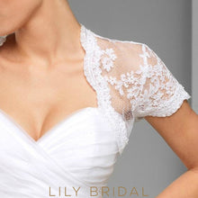 Lace Bridal Jacket
