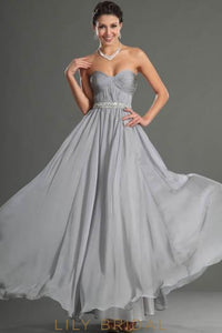 sweetheart-strapless-a-line-floor-length-ruched-chiffon-evening-dress-with-beaded-waistband