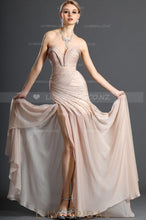 strapless-sexy-high-thigh-split-chiffon-evening-dress-with-ruching