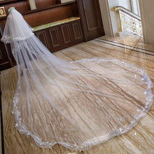 beautiful weeding veil
