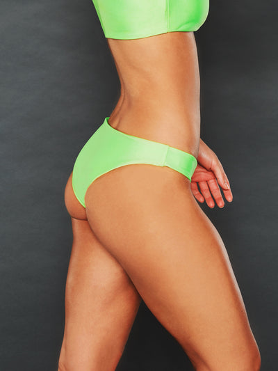 TEDDI NEON LIME BOTTOM