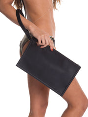 KOA CLUTCH BLACK