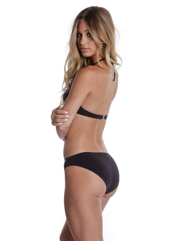 FIRENZE BOTTOM NERO