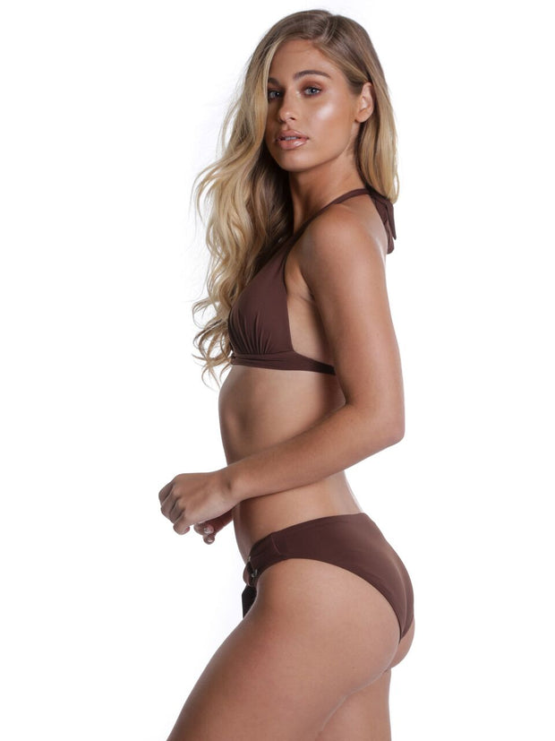 MONACO BOTTOM KINDER BROWN
