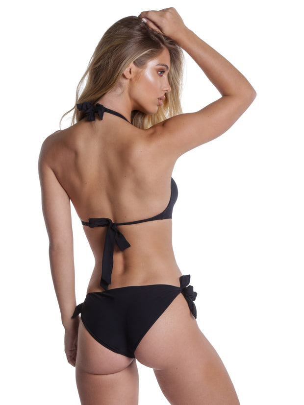 SICILY ONE PIECE NERO