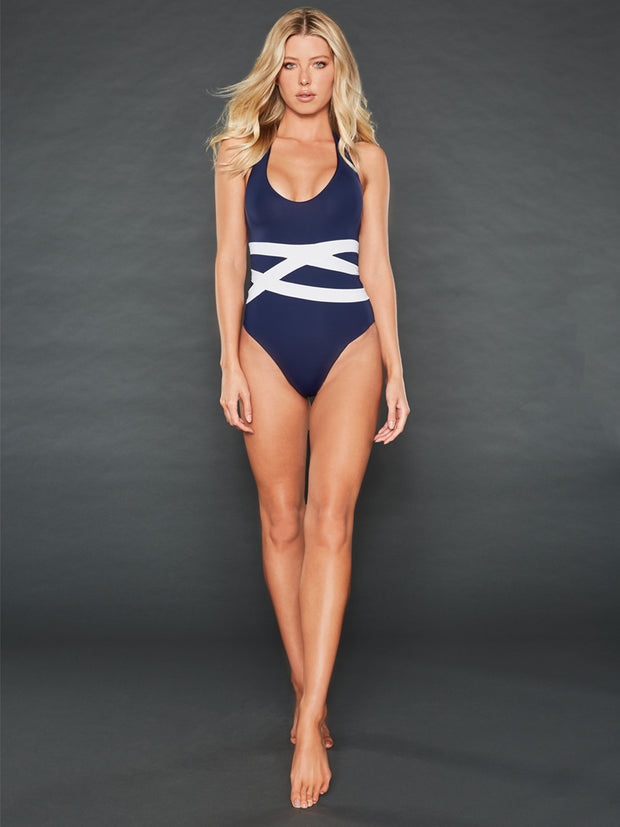 LVP ONE PIECE NAVY