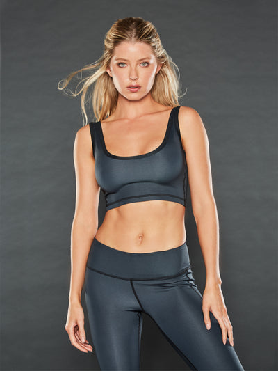 IRON ATHLETIC CROP TOP