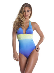CÔTE D'AZUR ONE-PIECE SEA