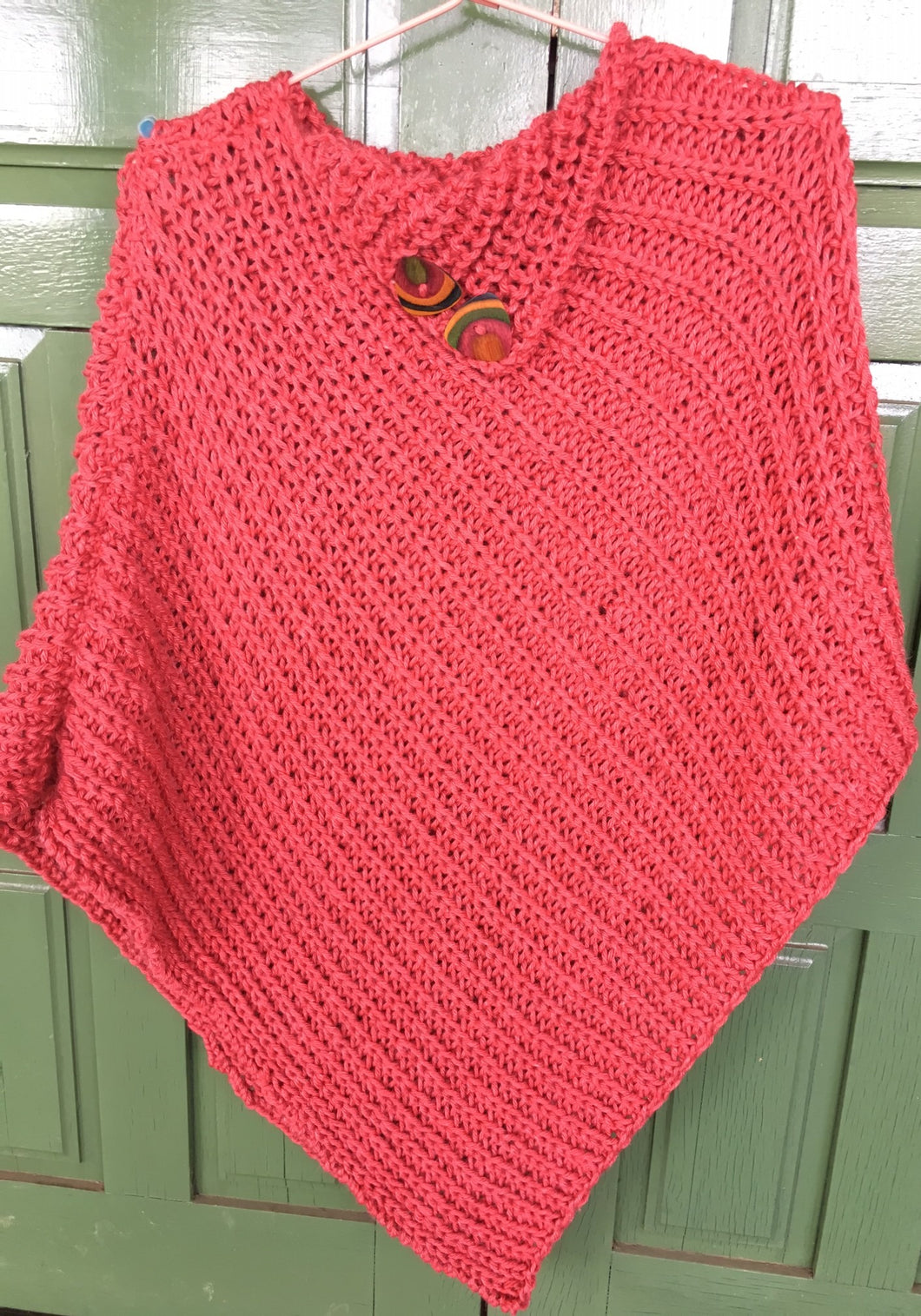 Publications - Nutmeg Knits - Nutmeg Poncho
