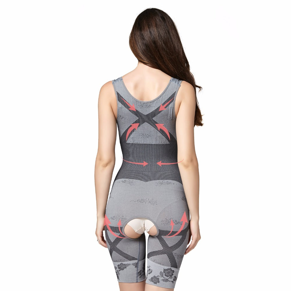 Slimming Underwear bodysuit women Waist trainer Slimming Belt