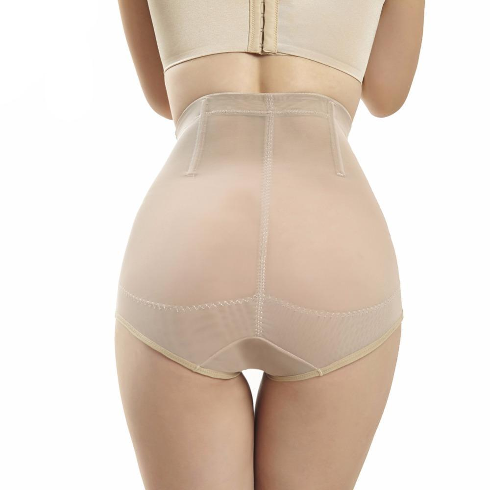 Waist trainer Slimming Underwear Control Pants Butt Lifter Control Panties