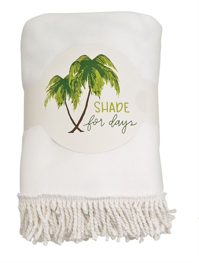 Tropic Circle Towel - Shade for Days