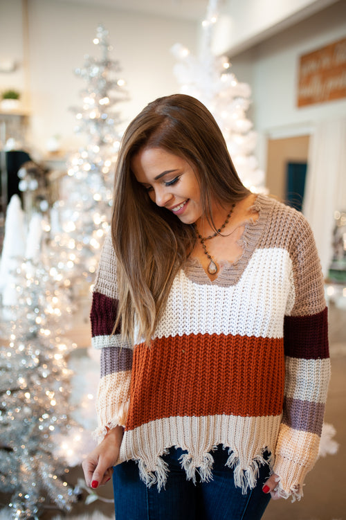 The Camden Sweater
