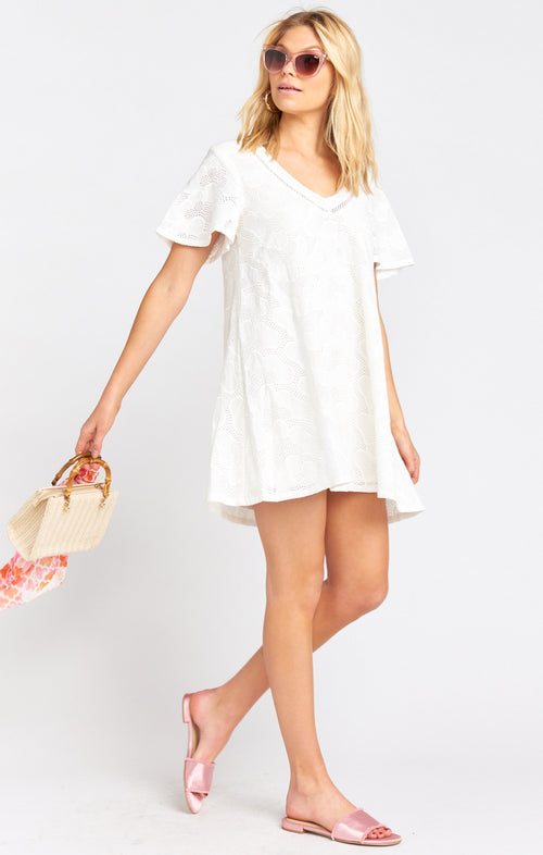 Crystal Tunic Dress
