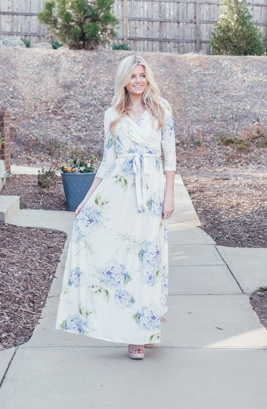 Blissfully Yours Maxi