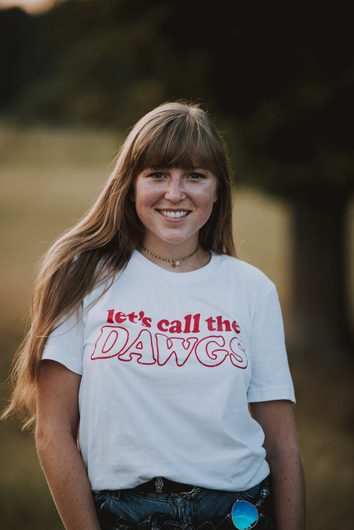 Let's Call the Dawgs Tee