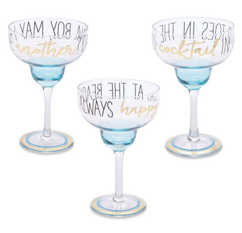 Brunch Stemless Wine Glass - Drink Early
