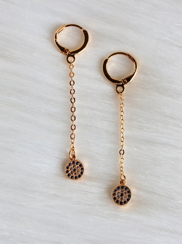 Syd Nichole - Gold Candy Earrings