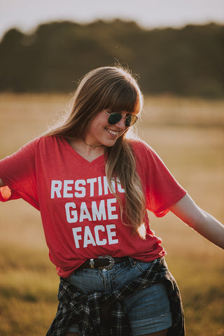Georgia G Ringer Neck Tee