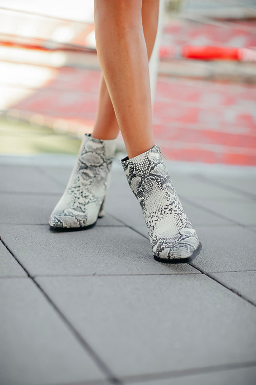 The Camilla Bootie